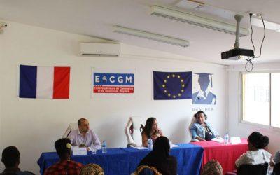 Conférence débat avec la Secrétaire Générale